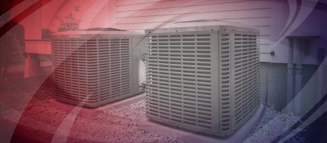 Two Air Conditioning Units in Edmond, OK