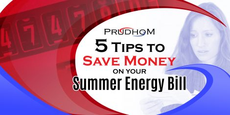 5 Tips to Save Money on Your Summer Energy Bill